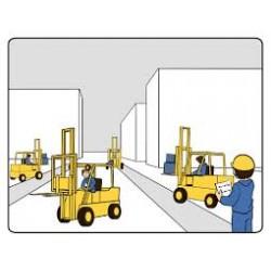 Stapler - Verkehrsregeln