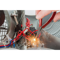 Elektrizität: Arbeiten unter...