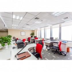 Büro - Lichtverhältnisse